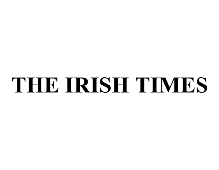 Irish Times Logo - Frequency
